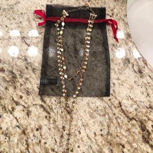 Bauble bar Aimee -Y necklace